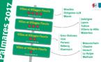 Villes et Villages Fleuris 2016 - résultats