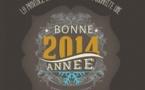La Directrice générale de la Province du Brabant wallon et l'équipe de la plateforme e-partagebw.be vous présentent leurs meilleurs vœux pour 2014