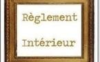 Règlement d'ordre intérieur du Conseil provincial et document outil à destination de celui-ci