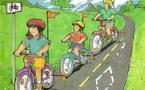 Plan Provincial Cyclable - Réseau points nœuds